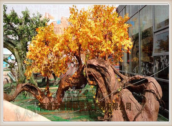 天嘉园林(假树)